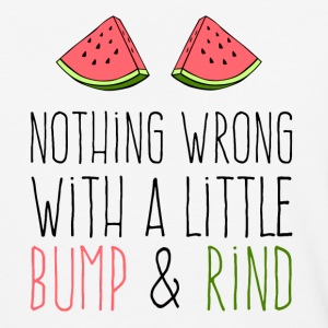 Watermelon Bump and Rind T-Shirts - Baseball T-Shirt