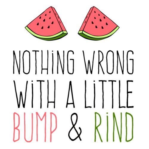 Watermelon Bump and Rind