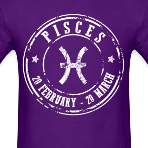 Pisces T-Shirts - Men's T-Shirt