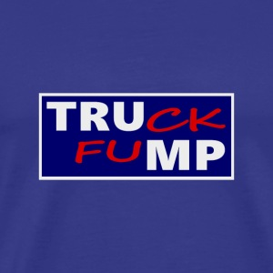 Fuck Trump Typo - Men's Premium T-Shirt