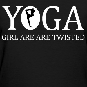 YOGA GIRL895985.png T-Shirts - Women's T-Shirt