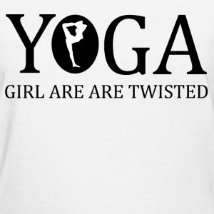 GIRL YOGA1.png T-Shirts - Women's T-Shirt