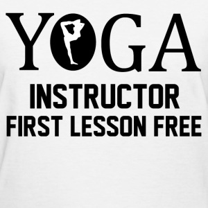 YOGA56859856.png T-Shirts - Women's T-Shirt