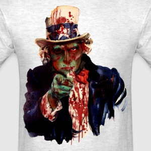 uncle sam - Men's T-Shirt
