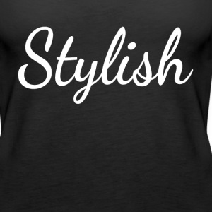 Stylish Style Model Fashion  Tanks - Women's Premium Tank Top