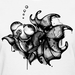 tattoo woman - Women's T-Shirt