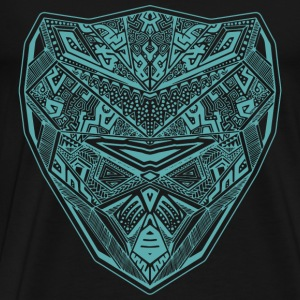 Mask of Wilderness T-Shirt - Men's Premium T-Shirt