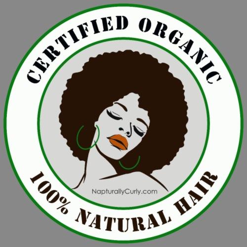 Organic Natural Hair