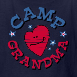 Camp Grandma Kids' Shirts - Kids' T-Shirt