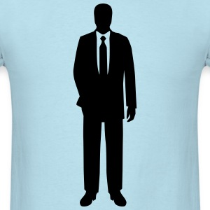 Business man T-Shirts - Men's T-Shirt