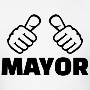 Mayor T-Shirts - Men's T-Shirt