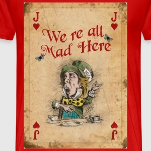 The Mad Hatter - Men's Premium T-Shirt