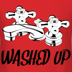washed up T-Shirts - Men's T-Shirt