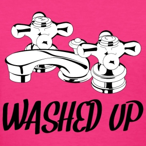 washed up T-Shirts - Women's T-Shirt