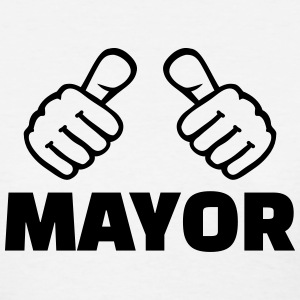 Mayor T-Shirts - Women's T-Shirt