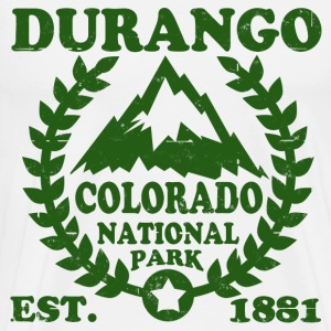 durango national park - Men's Premium T-Shirt