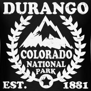 durango national park - Men's T-Shirt