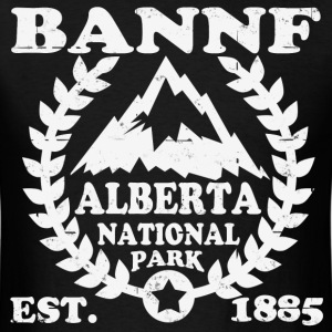 BANNF NATIONAL PARK - Men's T-Shirt