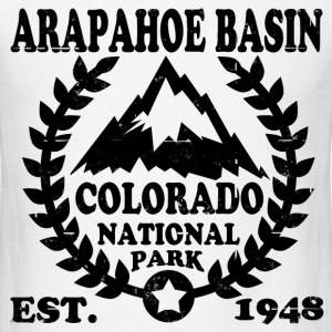arapahoe basin colorado national park - Men's T-Shirt