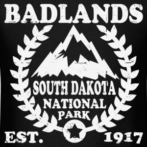 BADLANDS NATIONAL PARK - Men's T-Shirt