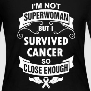 Survivor Cancer Shirt - Women's Long Sleeve Jersey T-Shirt