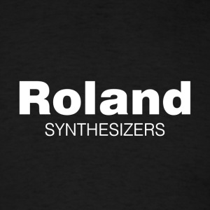 roland white - Men's T-Shirt