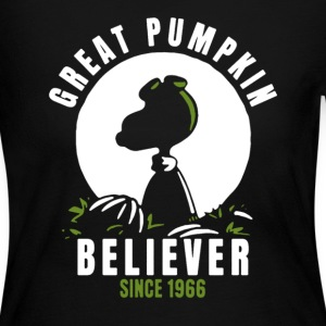 Great Pumpkin Believer - Women's Long Sleeve Jersey T-Shirt