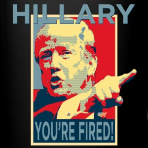 Hillary You're Fired Mugs & Drinkware - Full Color Mug