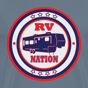 RV Nation - Men's Premium T-Shirt