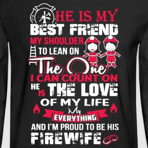 Best Friend Shirt - Men's Long Sleeve T-Shirt