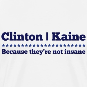 Clinton Kaine - Men's Premium T-Shirt