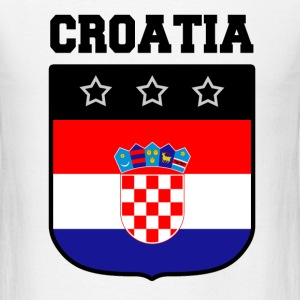 croatia.png T-Shirts - Men's T-Shirt