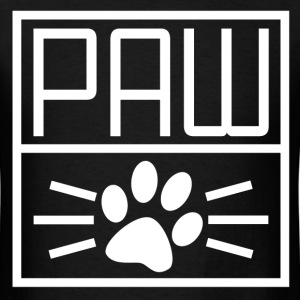 PAW2.png T-Shirts - Men's T-Shirt