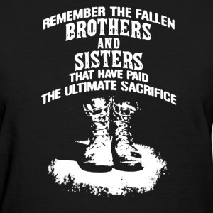 Veteran Shirt - Women's T-Shirt