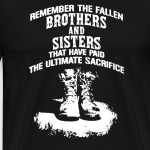Veteran Shirt - Men's Premium T-Shirt