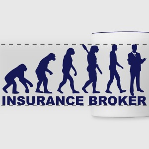 Insurance broker Mugs & Drinkware - Panoramic Mug