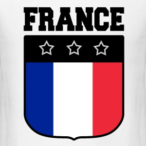FRANCE5689.png T-Shirts - Men's T-Shirt