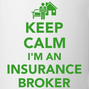Insurance broker Mugs & Drinkware - Coffee/Tea Mug