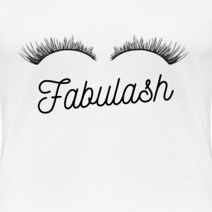 FABULASH T-Shirts - Women's Premium T-Shirt