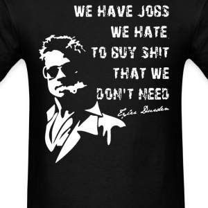 Fight Club Tyler Durden B T-Shirts - Men's T-Shirt
