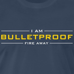 I Am Bulletproof - Men's Premium T-Shirt