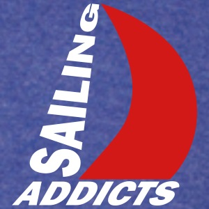 Sailing Addicts  vintage - Vintage Sport T-Shirt