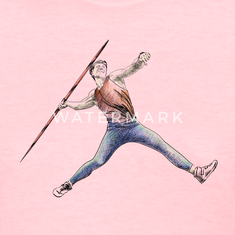javelin T-Shirts - Women's T-Shirt
