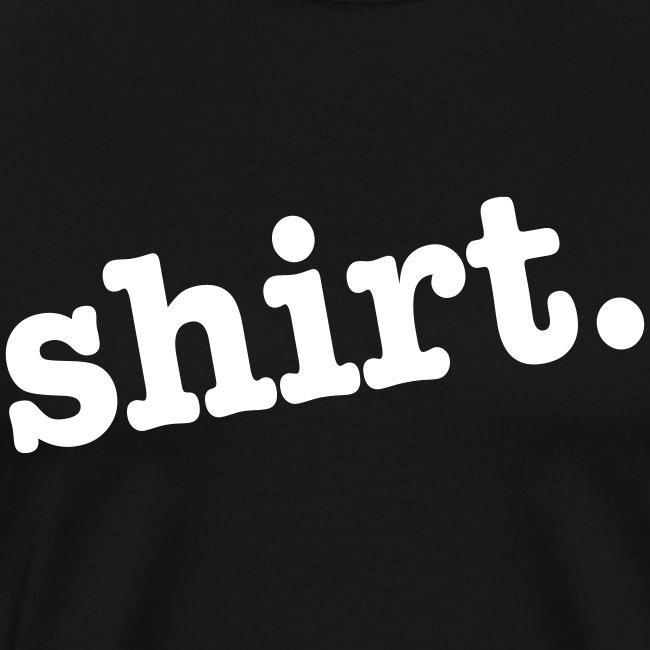 shirt.