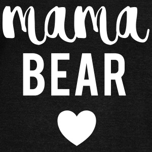 Mama Bear Long Sleeve Shirts - Women's Wideneck Sweatshirt