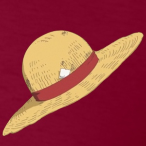 STRAWHAT T-SHIRT - Men's T-Shirt