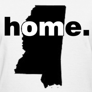 mississippi123232.png T-Shirts - Women's T-Shirt