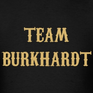 Team Burkhardt - Men's T-Shirt