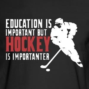 Hockey USA Shirt - Men's Long Sleeve T-Shirt