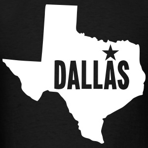Dallas, TX - Men's T-Shirt